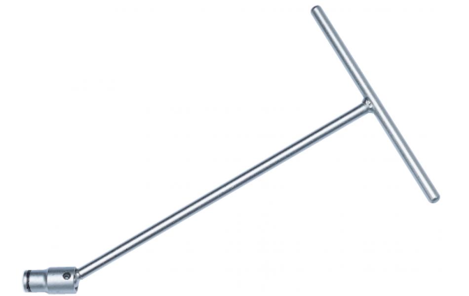 Raktai T formos su galvute HANS (1420M)