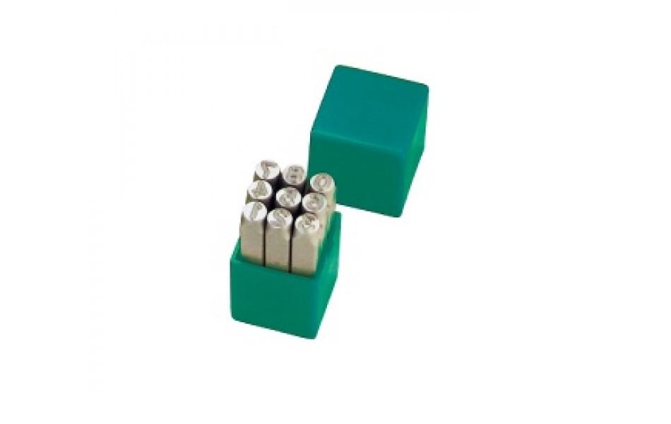 Skaičių žymekliai (0-9) H-5mm (9 vnt.) HANS (56150-95)