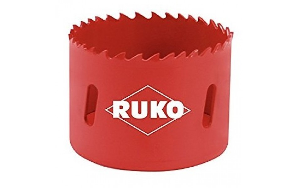 Universalios gręžimo karūnos HSS RUKO (106)