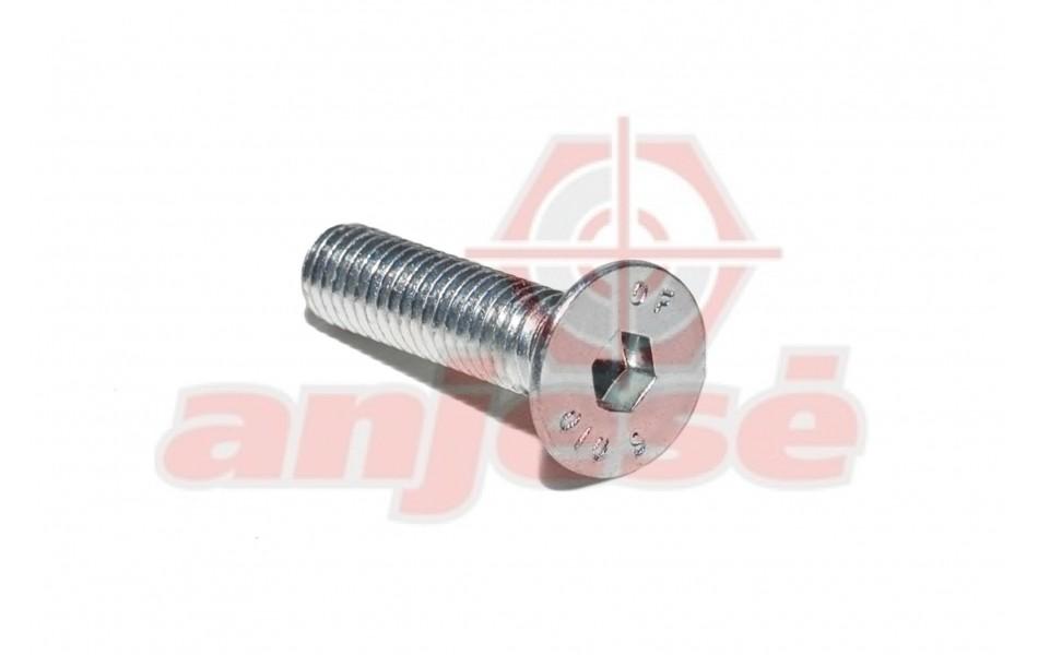 Sraigtas DIN7991/ISO10642 (nerūdijantis plienas A2, A4)