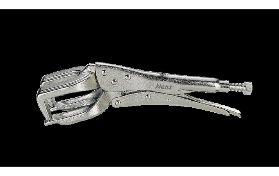 Replės fiksacinės suvirinimui,  275mm HANS (1813-10)