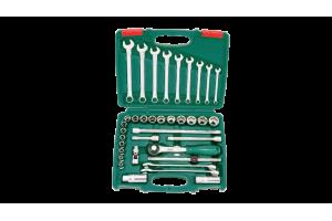 Įrankių kompl. 3/8` (37vnt) HANS (TK-37)
